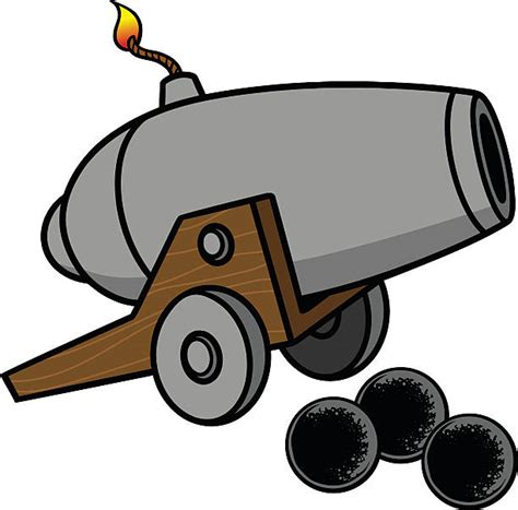 cannon clipart royalty free civil war cannon clip vector images