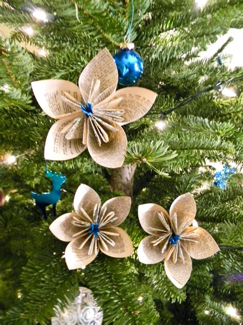 Papercraft Ornaments - paper craft ornament ideas creative and