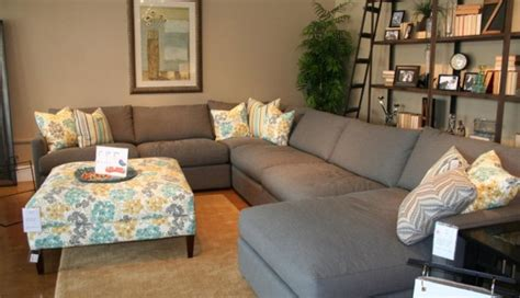 brown couch what color walls knowledgebase how to use gray in your home interior decorating with