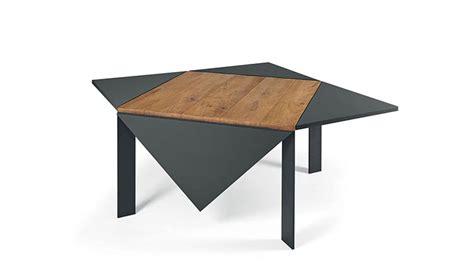 tavolo quadrato allungabile legno tavoli quadrati allungabili 20 modelli dal design moderno