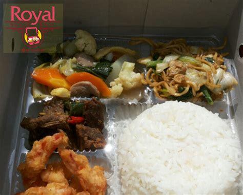 Box Udang Pesanan Nasi Box Ibu Alderina Ciputra World Jakarta