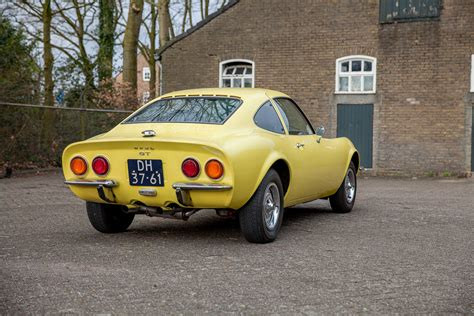Opel Nl by L C C Opel Gt 1900 Automatic Lieshout Car Collection