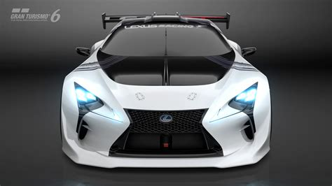 lexus lf lc white introducing the lexus lf lc gt quot vision gran turismo