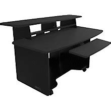 Studio Desks Tables Workstations Musician S Friend Omnirax Presto Studio Desk