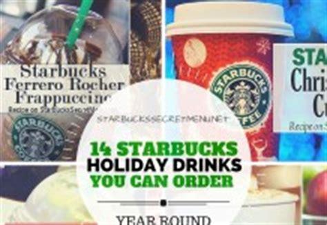 most starbucks order 10 most popular starbucks secret menu frappuccinos starbucks secret menu