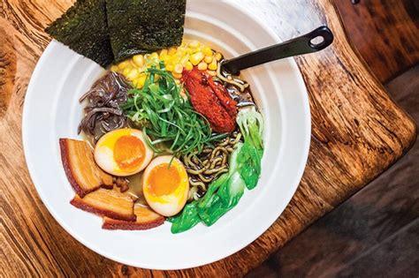 Yuzu Kitchen Pittsburgh by Yuzu Kitchen Offering Japanese Fare Sets Up Downtown