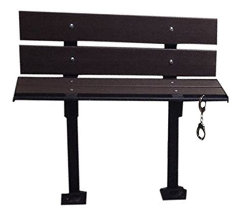 prisoner bench bluff pb 5 back std cedar prisoner restraint bench 5