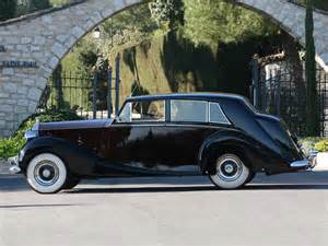 1953 Rolls Royce Silver Wraith Hooper Silver Wraith Notoriousluxury