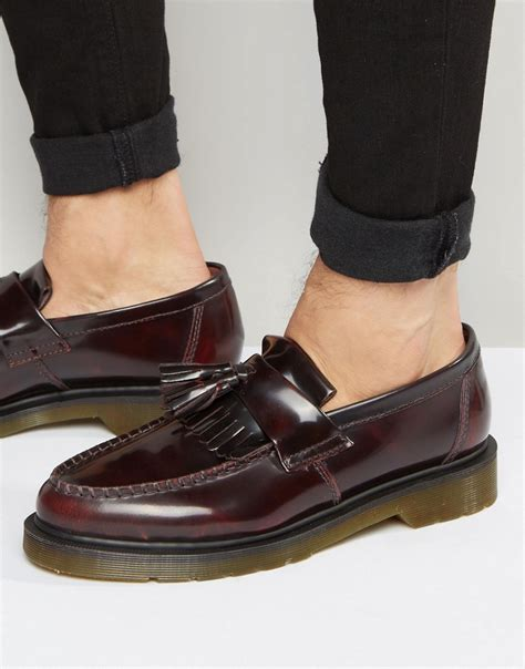 dr martens loafers with tassels dr martens adrian tassel loafers shopperboard