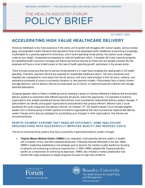 Policy Brief Briefformat Policy Brief Template Microsoft Word Pdffiller