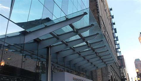How To Build A Awning Over A Door Glass Canopy Design Slope Considerations 183 Bellwether