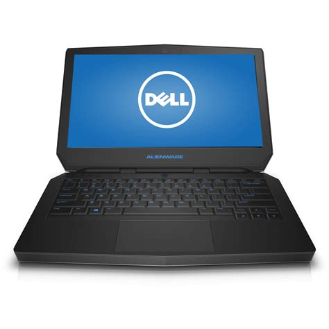 Laptop I7 Ram 16gb dell aw13r2 8900slv 13 3 quot laptop i7 6500u 3 10ghz 16gb ram 500gb silver vip outlet