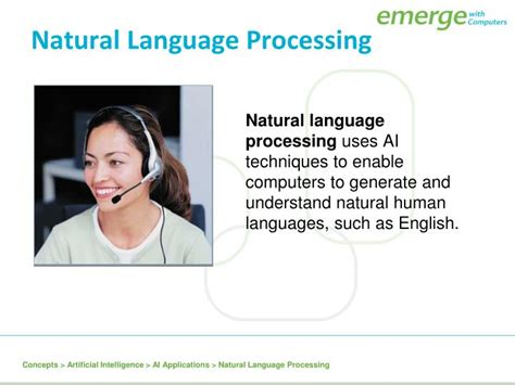 pattern recognition natural language processing ppt artificial intelligence ai refers to the art and