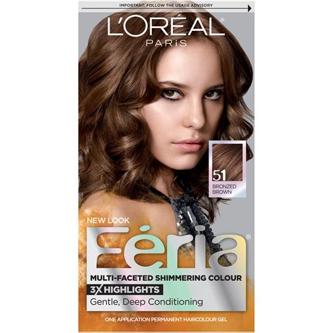 hairdresser loreal lowligh cvolours amazon com l oreal paris superior preference brush on