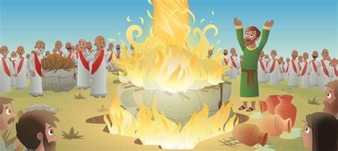 imagenes biblicas del profeta elias me aburre la religi 211 n el 205 as fuego del cielo