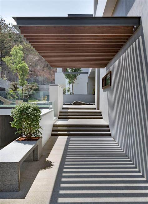 villa patio villa 430 by moriq architected modern pergola canopy