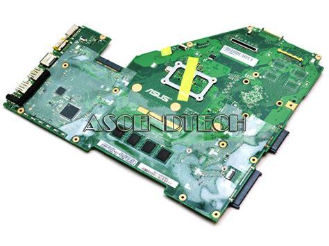 Asus X550ca Laptop Intel I5 Review asus x550cc x550ca intel i5 laptop motherboard 69n0pzm1ra04 60nb00u0 mbg010 usa ebay