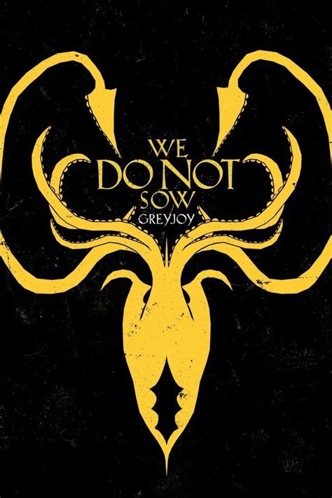 greyjoy wallpaper game of thrones house greyjoy sigil wallpaper