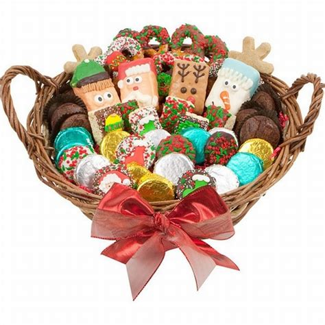 christmas gourmet bakery gift basket bakery gifts
