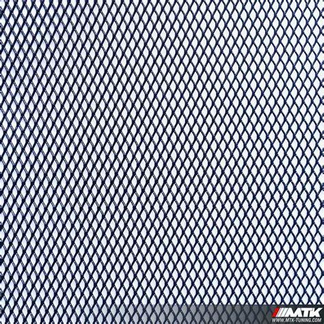Grille Alu by Grille Aluminium Noir Maille Pour Pare Choc Calandre
