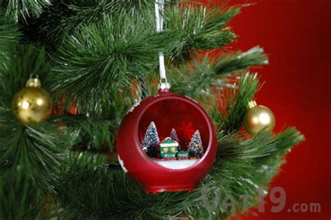 musical sparkling christmas ornament plays 25 christmas