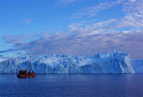 icebergs glaciers revised edition books ten enchanting travel experiences in greenland