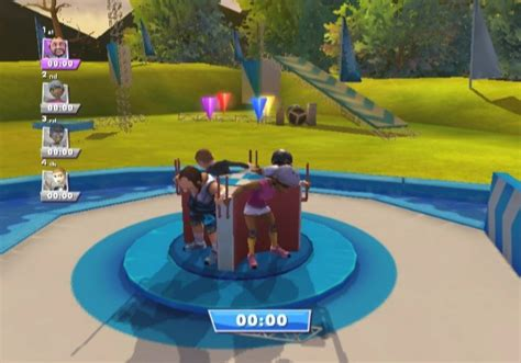 best 4 player wii wipeout the nintendo wii