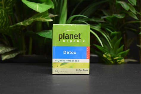 Planet Detox Reviews by Org Planet Detox Herb Tea 25 28g Organic And Quality Foods