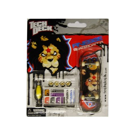 tek deck tech deck fingerboard finesse 163 4 99