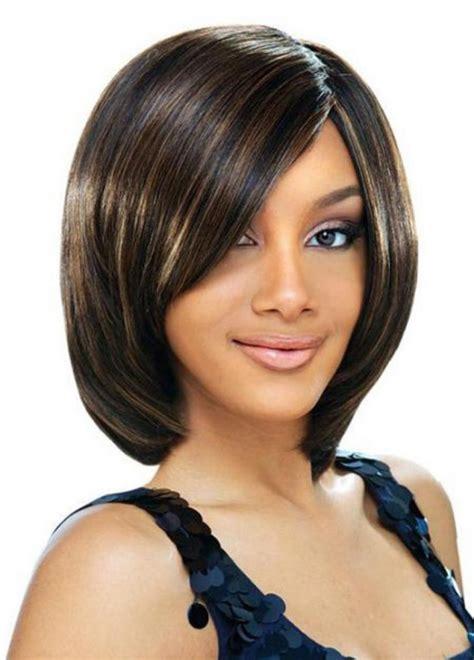 cute short haircuts black hair cute short bob hairstyles for black women behairstyles com