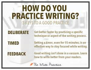 How To Practice Writing Essays by 100 Writing Practice Lessons Exercises