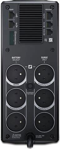 Power Savinq Back Ups Rs 1200 230v Br1200gi apc power saving back ups rs 1200 230v cee 7 5 br1200g fr