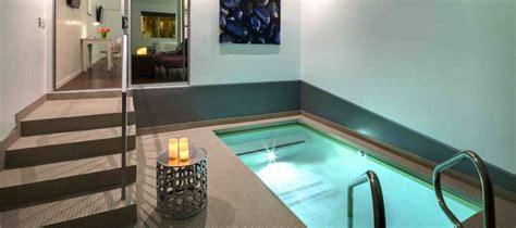 Hotel Rooms With Pools by Soleil Suite Aqua Soleil Hotel Mineral Water Spa