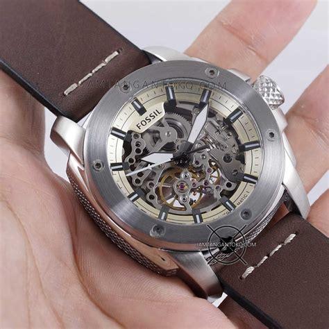 Harga Jam Tangan Merk Fossil Automatic harga sarap jam tangan fossil modern machine me 3083