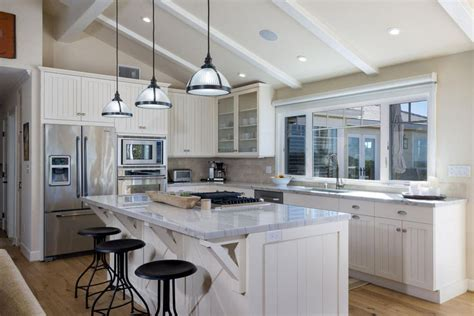 white l shaped kitchen with island 57 beautiful small kitchen ideas pictures designing idea