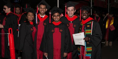 Ppeerinde Mba Graduation Requriements by Regalia Rutgers School Of Engineering