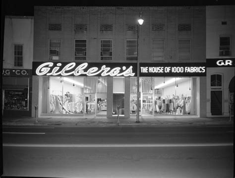 florida memory grand opening of gilberg s store at 123 s
