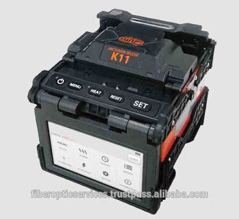 Fusion Splicer K11 ilsintech k11 fiber optic cable splicing machine