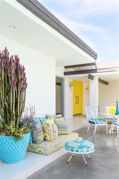 Palm Springs Home Design Expo by 25 Outdoor Spaces That Totally Make Us Crave Summertime
