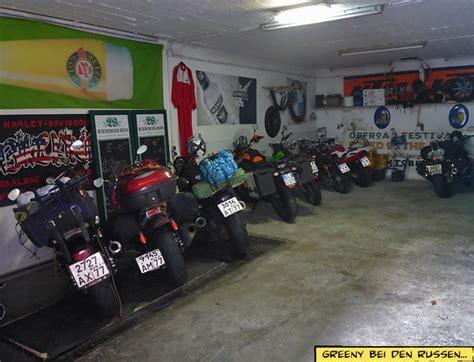 Die Motorrad Garage English by Motorradreisen 214 Sterreich