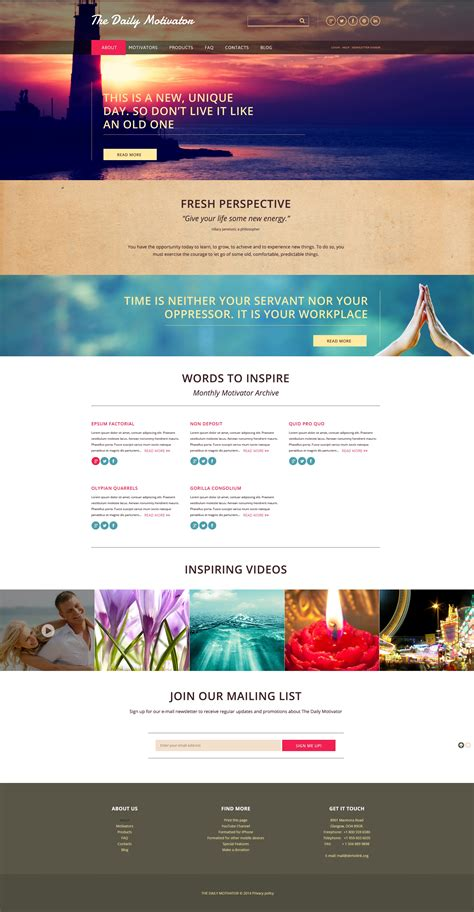 Charity Site Templates by Free Charity Website Template Best Free Home