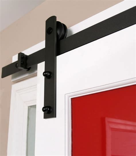 Sliding Interior Barn Door Hardware Interior Sliding Barn Door Hardware Image Of Ideas Of Interior Sliding Barn Door Yaheetech 6