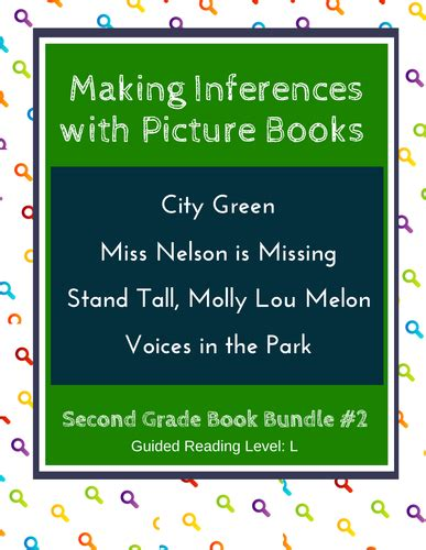 missing molly books inferences with picture books grade book