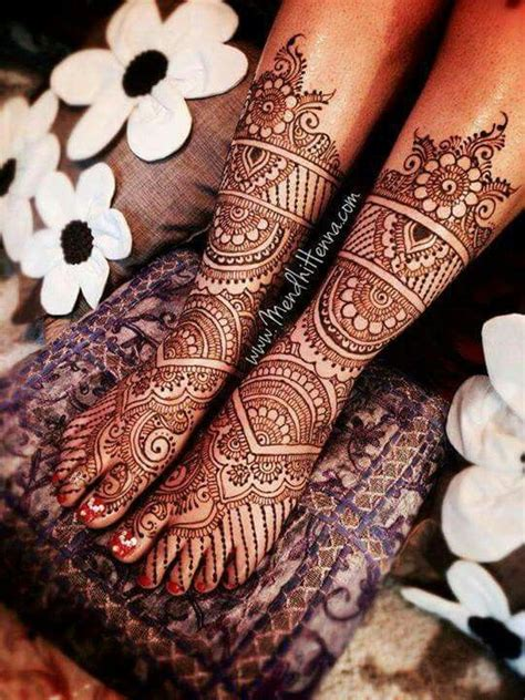 bridal mehendi design  foot   bridal