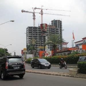 Rumah Ciputat Pondok Payung pemkot tangsel batasi keberadaan apartemen dan mal
