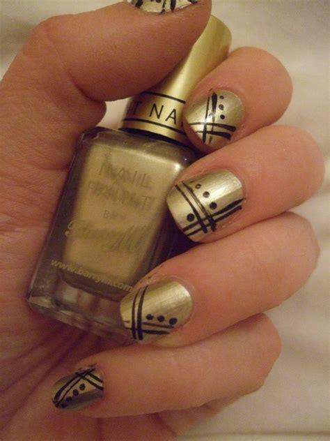 gold nail design beautiful gold nail art fashion fuz