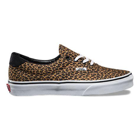 vans era leopard mini leopard era 59 shop at vans