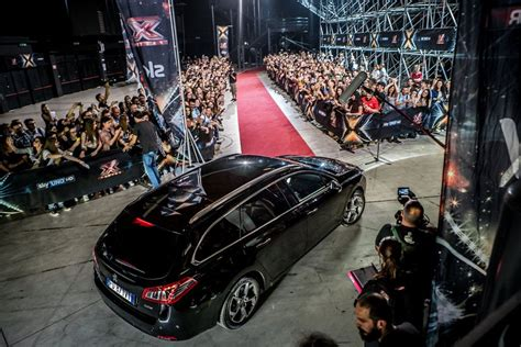 Auto Tuning X Factor by Peugeot Auto Ufficiale X Factor 2016 Newsauto It