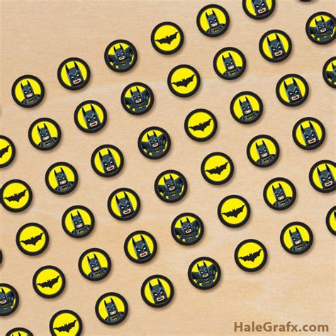 printable batman stickers free printable lego batman hershey s kisses stickers