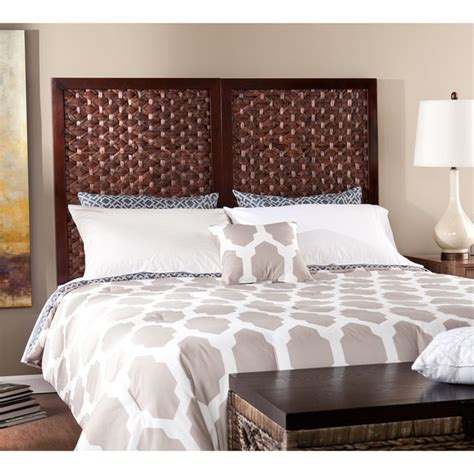 shop harper blvd chauvin wall mount queen headboard  shipping today overstock